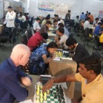 Netra College Student defeated the Collector in Chess