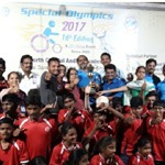 Blind College Students Won Trophy Olympics